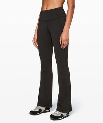 b36fea8a65 Lululemon Black Women's Athletic Pants - ShopStyle
