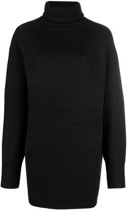 Joseph turtleneck oversized sweater