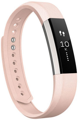 Fitbit Alta Leather Wristband $59.95 thestylecure.com