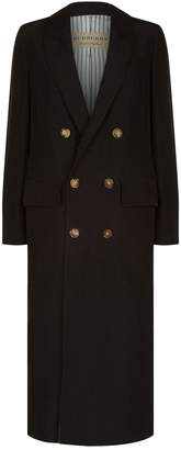 Burberry Longline Tailored Coat
