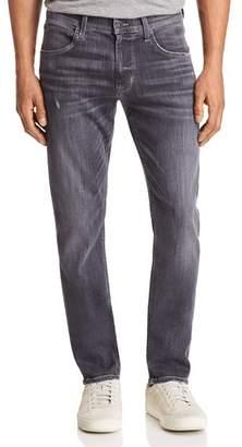 Hudson Blake Slim Straight Fit Jeans in Silver Lake