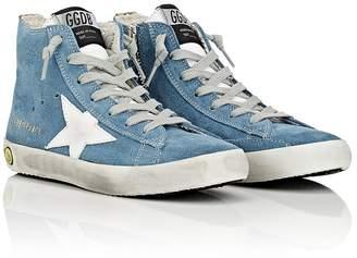 Golden Goose Kids' Francy Suede Sneakers