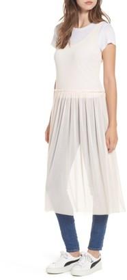 Women's Socialite Tulle Tank Dress $39 thestylecure.com