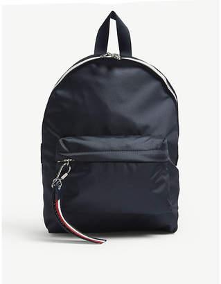 Tommy Jeans Black Logo Mini Backpack