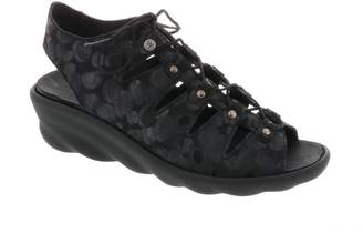 Wolky Arena Wedge Sandal