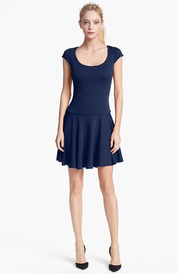 Alice + Olivia 'Rylie' Fit & Flare Dress