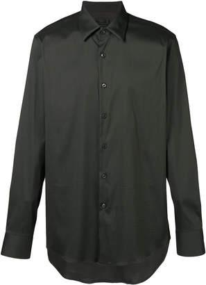 Prada long-sleeve fitted shirt