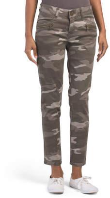 Ab Tech Ankle Camo Print Pants