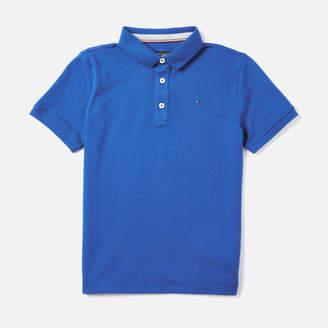 Tommy Hilfiger Boys' Essential Tommy Polo Shirt