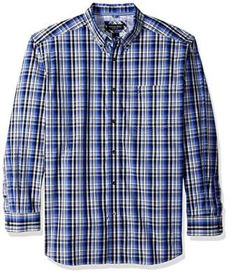 Ariat Men's Classic Fit Long Sleeve Button Down Shirt-Pro Series