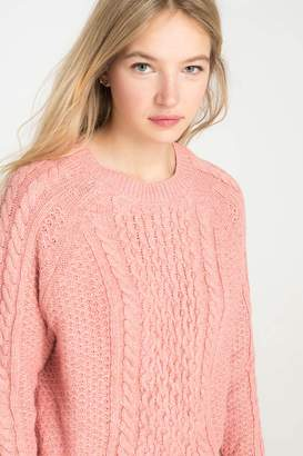 Ardene Cable Knit Sweater