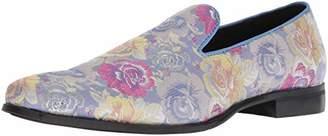 Stacy Adams Men's Swank Brocade Print Slip-On Loafer