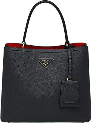 fbc796b16e8c Prada Saffiano Leather Bags For Women - ShopStyle Canada