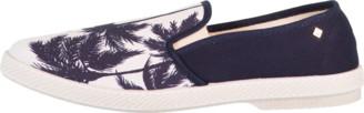 Rivieras Palm Print Loafer