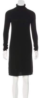 Neiman Marcus Cashmere Sweater Dress