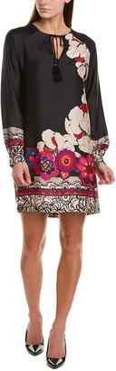 Trina Turk Alabaster Shift Dress