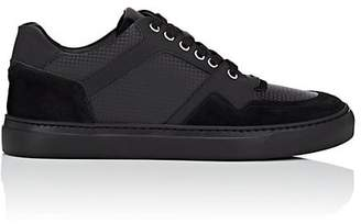 Harry's of London MEN'S GALAXY LEATHER & SUEDE SNEAKERS