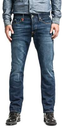 Replay Men's Waitom Straight Jeans, (Blue Denim 7), W31/L36 (Size: 31)