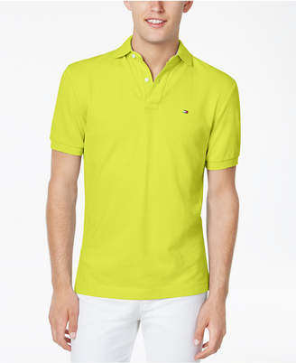 Tommy Hilfiger Men's Classic Fit Ivy Polo