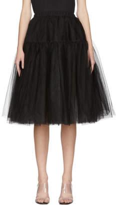 Shushu/Tong Black Tutu Skirt