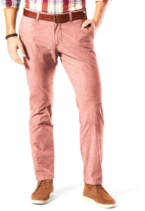 Dockers Men's Slim Tapered Modern Khaki Pants