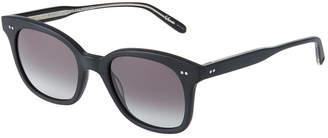 Garrett Leight Machado 50 Square Plastic Sunglasses