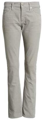 Citizens of Humanity Agnes Slim Straight Leg Corduroy Pants