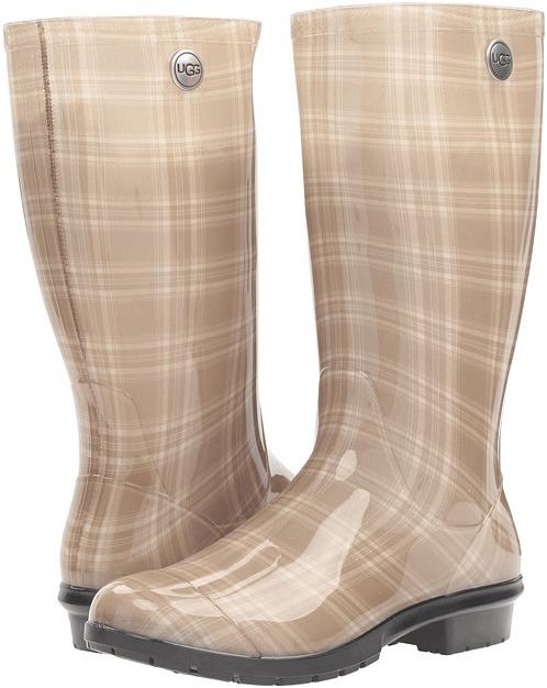 UGGUGG - Shaye Plaid Women's Boots