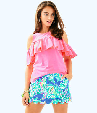 Lilly Pulitzer Womens Lyra Top