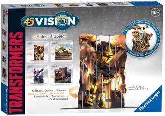 Transformers 4S Vision 3D Puzzle