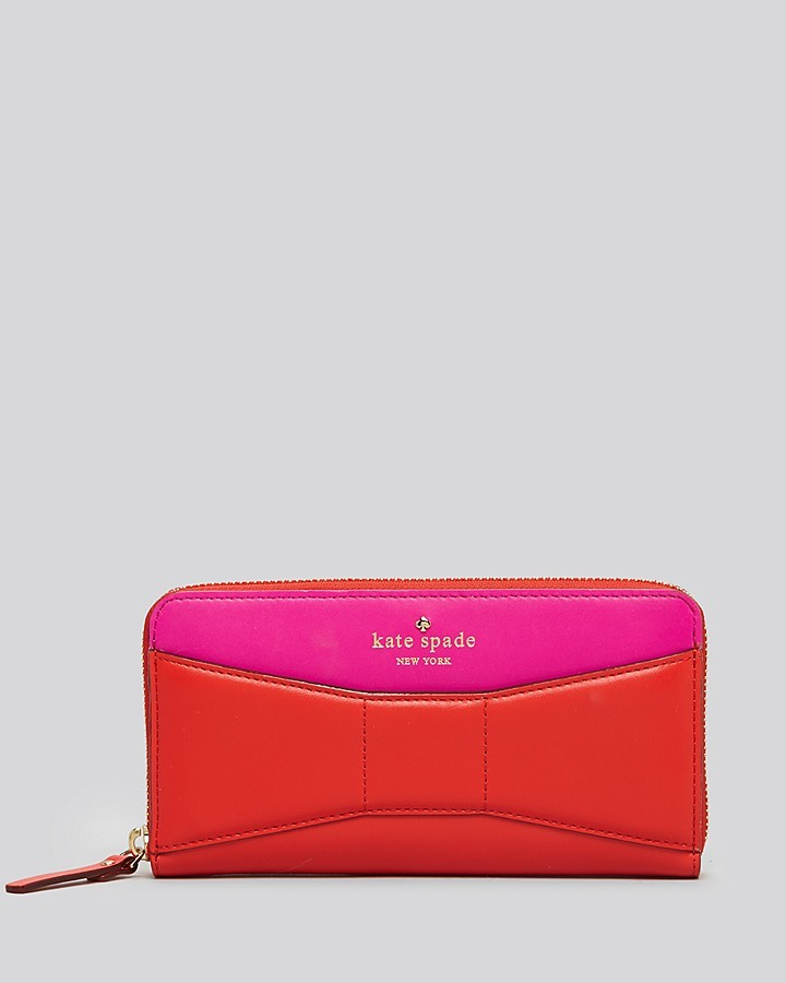 Kate Spade Wallet - Two Park Avenue Lacey