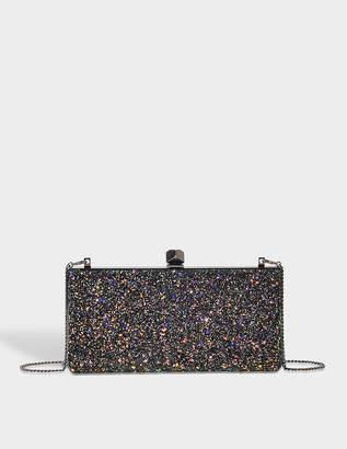 Jimmy Choo Celeste S clutch in glitter