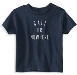 Toddler's & Little Kid's Cali Or Nowhere Cotton Tee
