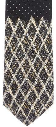 Missoni Silk Twill Tie