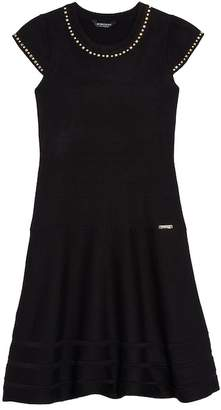 Marciano Embellished Bandage Dress (Little Girls & Big Girls)