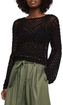 BCBGMAXAZRIA Knit Sweater Top