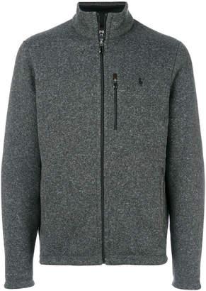 Polo Ralph Lauren mockneck fleece jacket