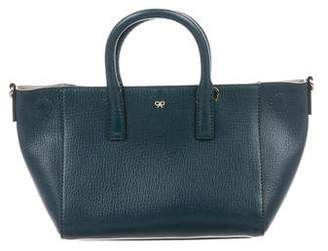 Anya Hindmarch Grained Leather Mini Tote