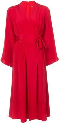ADAM by Adam Lippes Kimono Midi Dress
