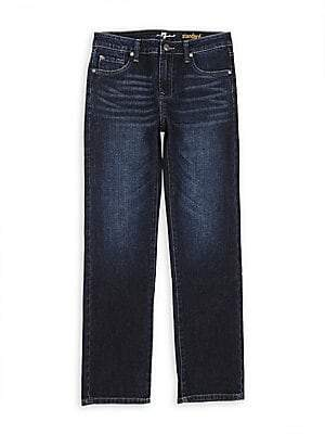 7 For All Mankind Little Boy's & Boy's Blitzen Standard Jeans