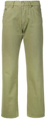 Jacquemus cropped straight-leg jeans