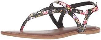 Fergalicious Women's Sizzle Flat Sandal