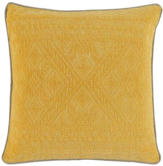 Apone Ikat Toss Pillow SUNFLOWER
