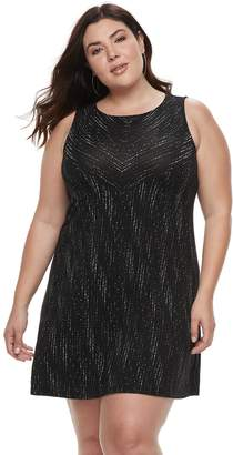 Apt. 9 Plus Size A-Line Tank Dress