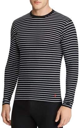 Polo Ralph Lauren Striped Long John Crewneck Shirt