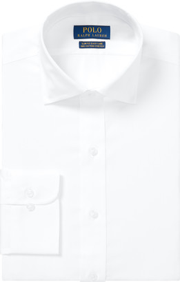 Ralph Lauren Custom Fit Easy Care Shirt