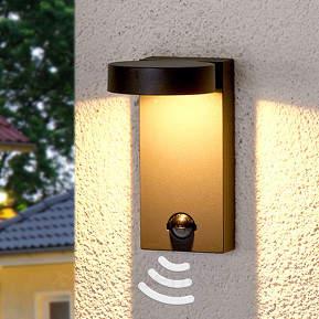 Ksenia - LED-Außenwandleuchte mit Bewegungsmelder