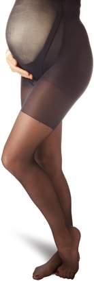 Spanx Women's Mama Pantyhose,lack
