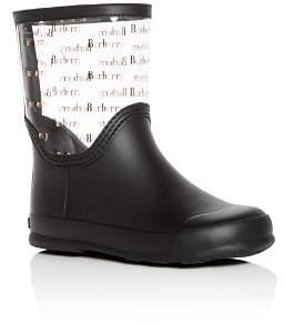 Burberry Girls' Frosty Rain Boots - Toddler, Little Kid