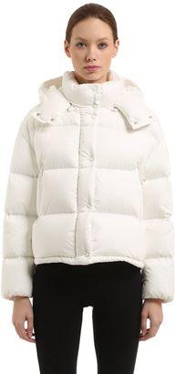 Moncler Paeonia Cotton Parachute Down Jacket